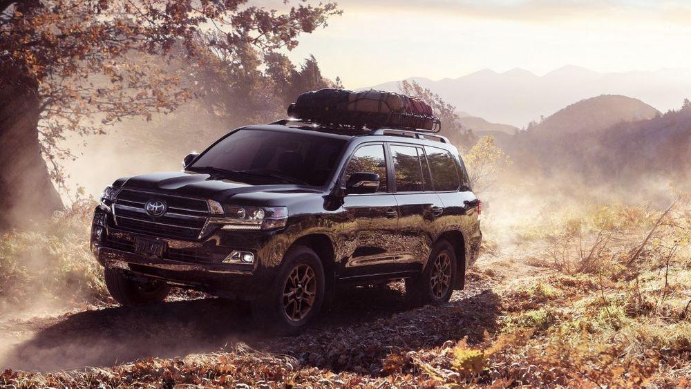 ส่องสเปค Toyota Land Cruiser 2020
