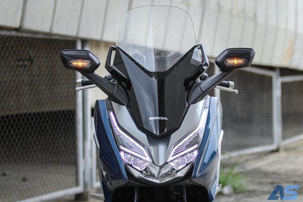 Honda Forza 300 สีใหม่ 2019