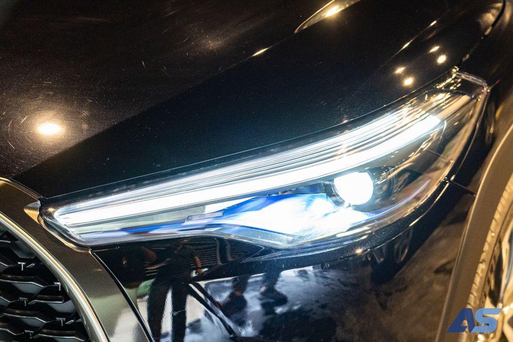 ไฟหน้า Toyota Corolla CROSS