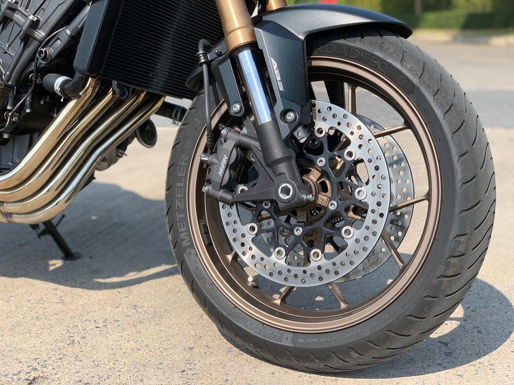รูปโฉม Honda CB650R