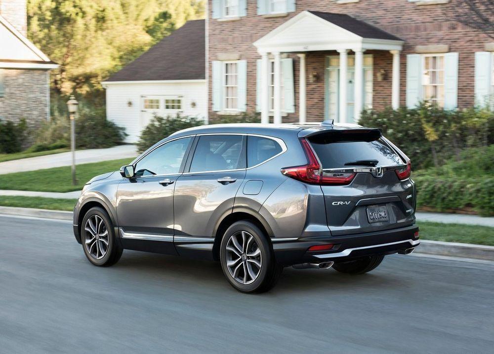 New Honda CR-V 2020