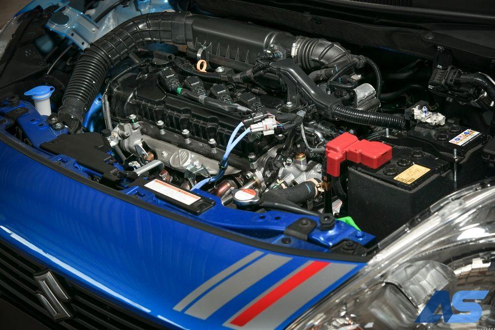 เครื่องยนต์ Suzuki Swift GL Max Edition