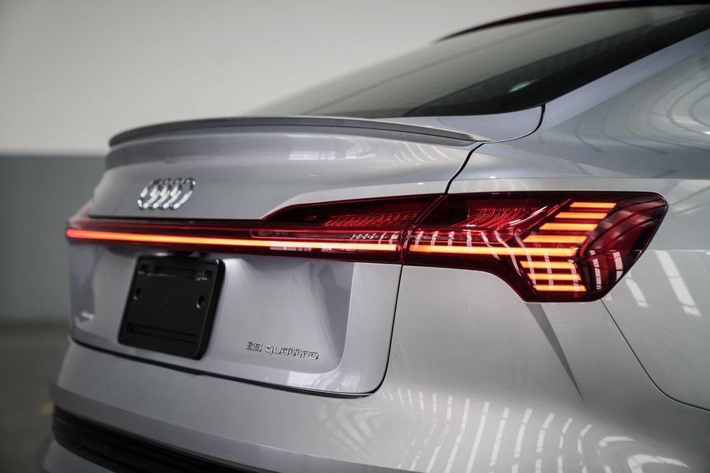 ราคา Audi etron Sportback 55 quattro S line