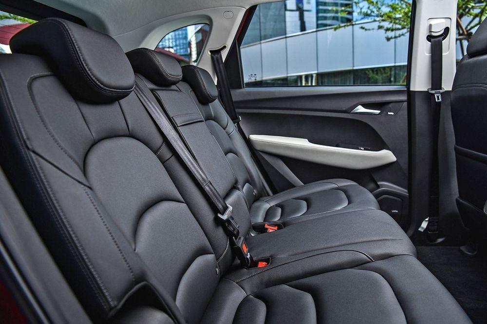 รีวิว Chevrolet Captiva 2020