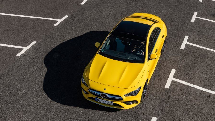 All NEW Mercedes AMG CLA 35 4MATIC
