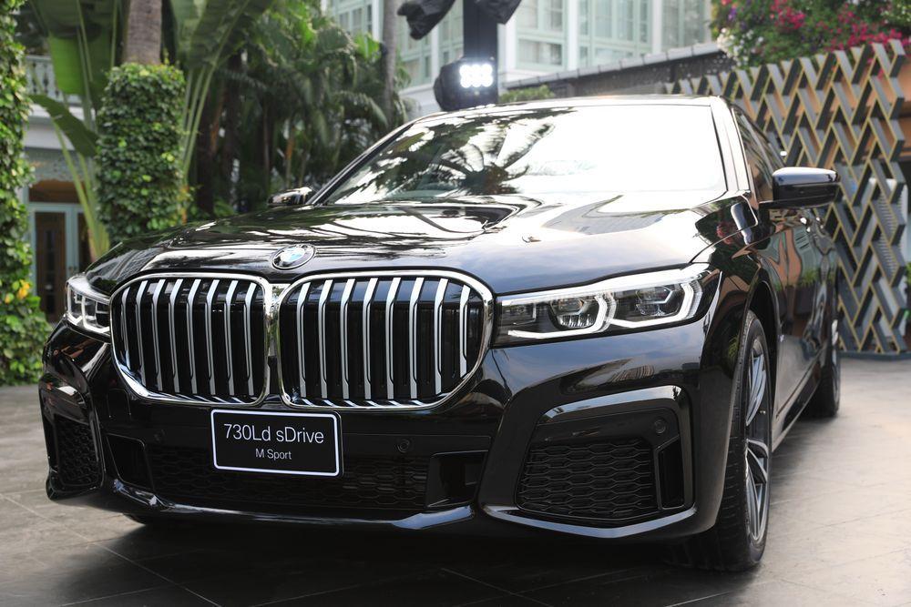 BMW 730Ld 745Le xDrive M Sport