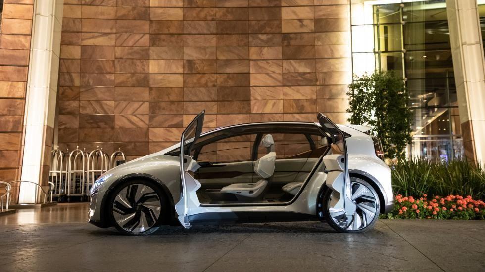 Audi AI:ME รถยนต์ไฟฟ้า