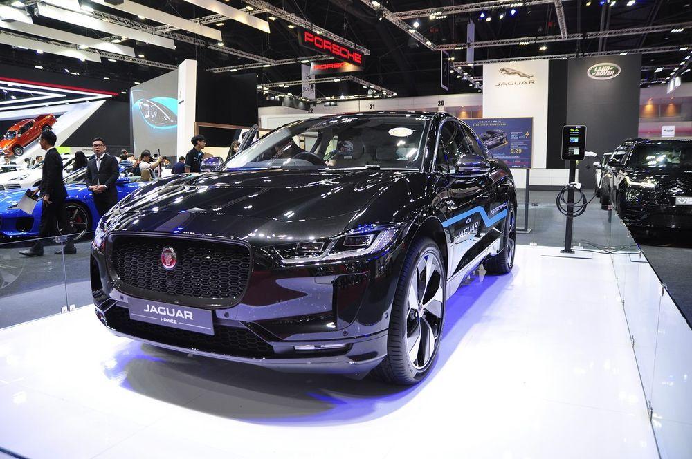 รถยนต์ไฟฟ้า Jaguar I-PACE