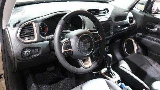 Jeep Sub-Renegade SUV