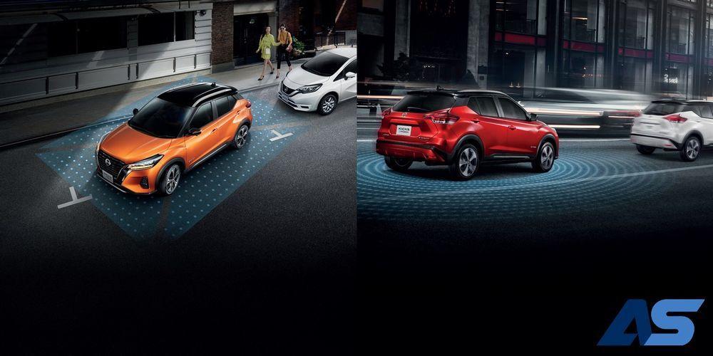 spec Nissan Kicks 2020