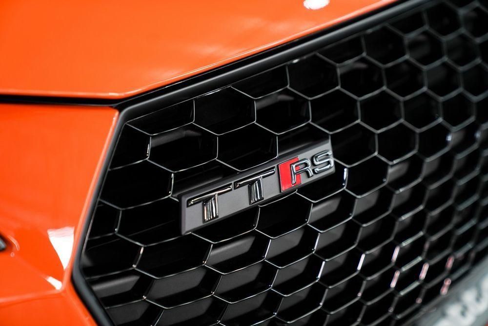 เปิดตัว New Audi TT RS Coupe