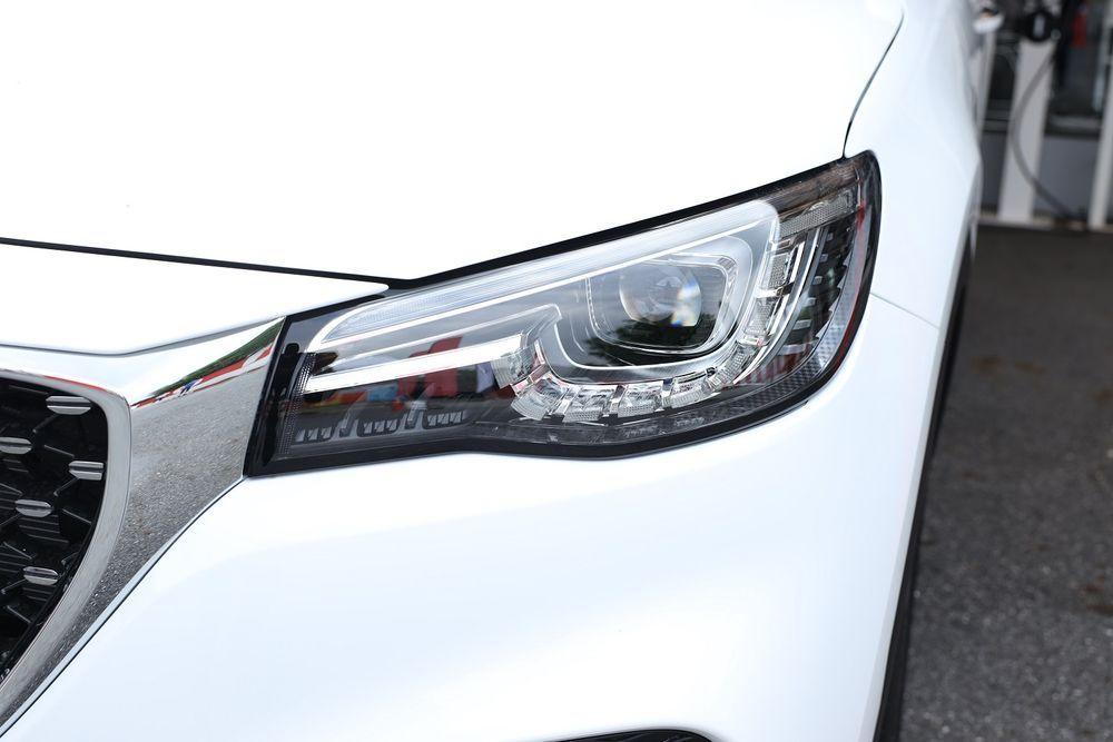 ไฟหน้าแบบ LED Projector