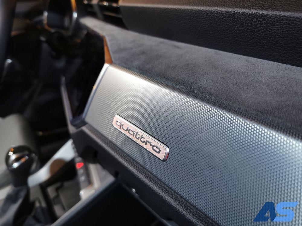 ภายใน Audi Q3