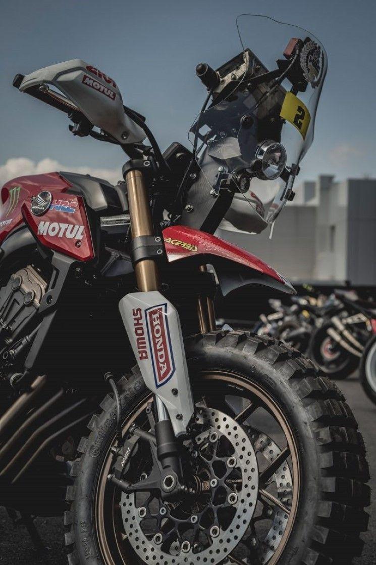 Honda CB650R Rally 2020