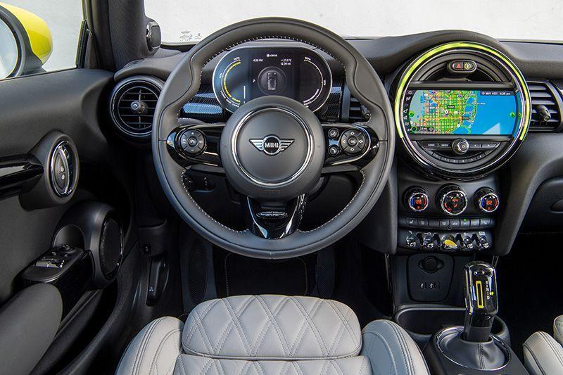รีวิว Mini Cooper SE