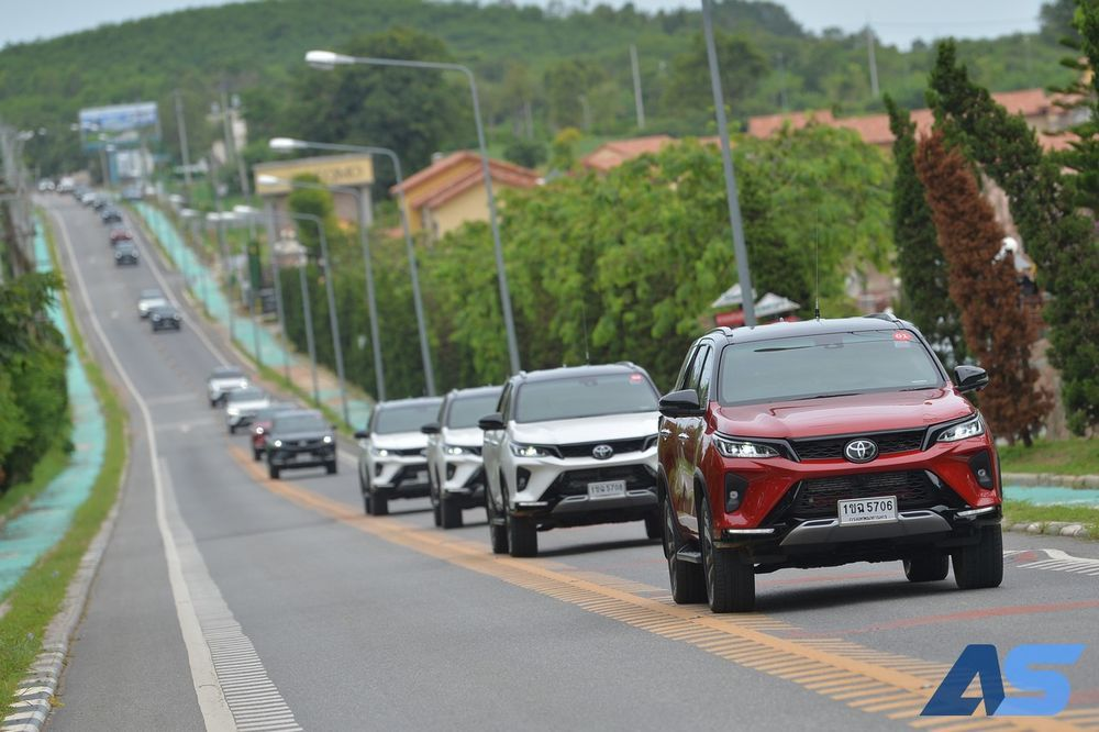 Toyota Fortuner Legender ค่าตัว 1.839 ล้านบาท