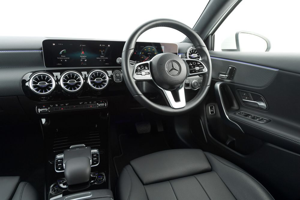 Benz emergency call system