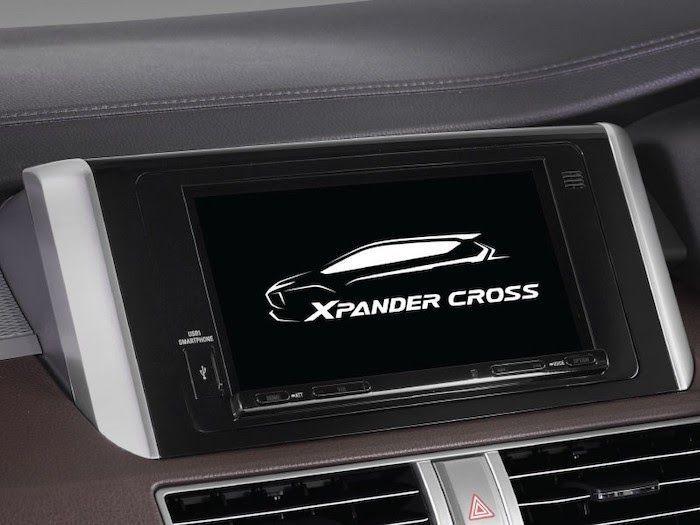 มิตซูบิชิ Xpander Cross 2020