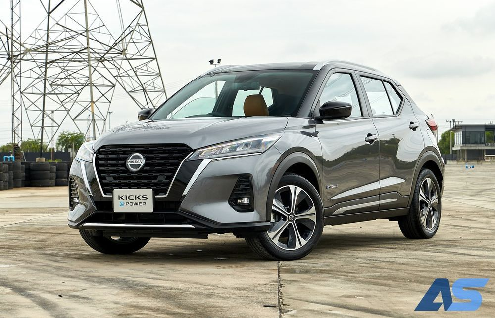 All-New Nissan Kicks e-Power 2020-2021