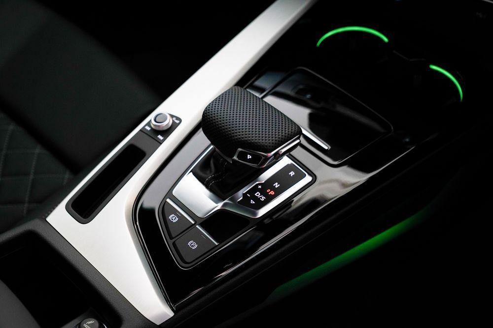 ภายใน Audi A5