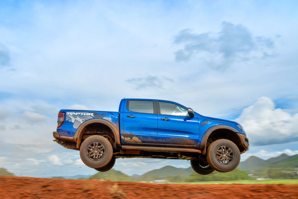 Ford Ranger Raptor 08