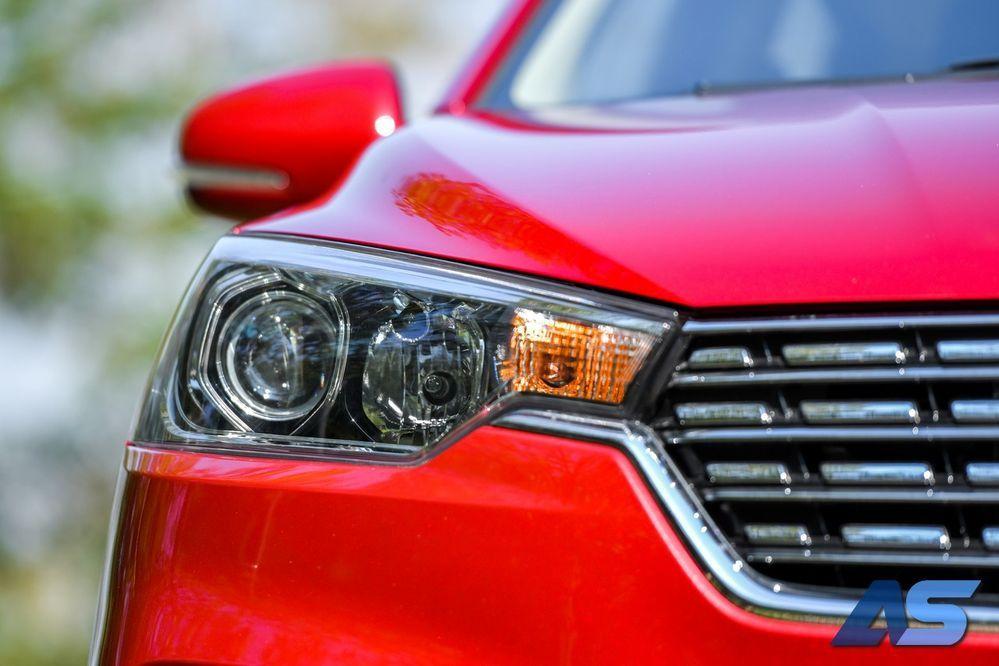 ไฟหน้า Suzuki Ertiga