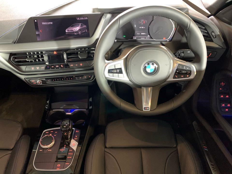 สเปค BMW 218i