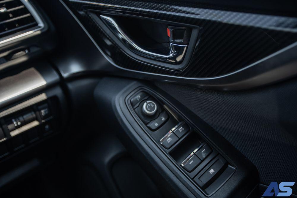 ภายใน Subaru xv