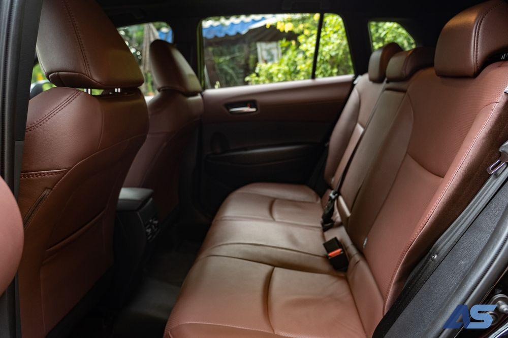 ภายในToyota Corolla CROSS