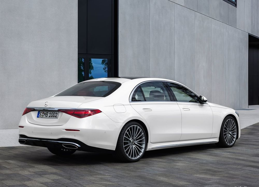 The All NEW Mercedes-Benz S-Class (W223