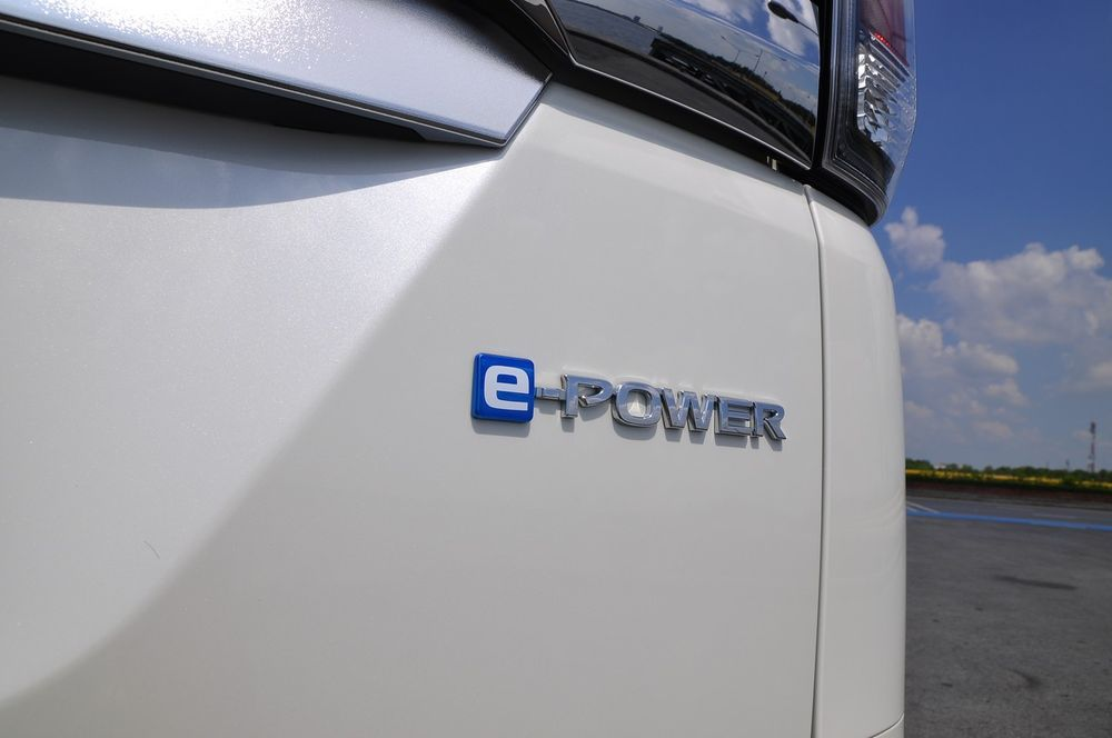 serena e-power