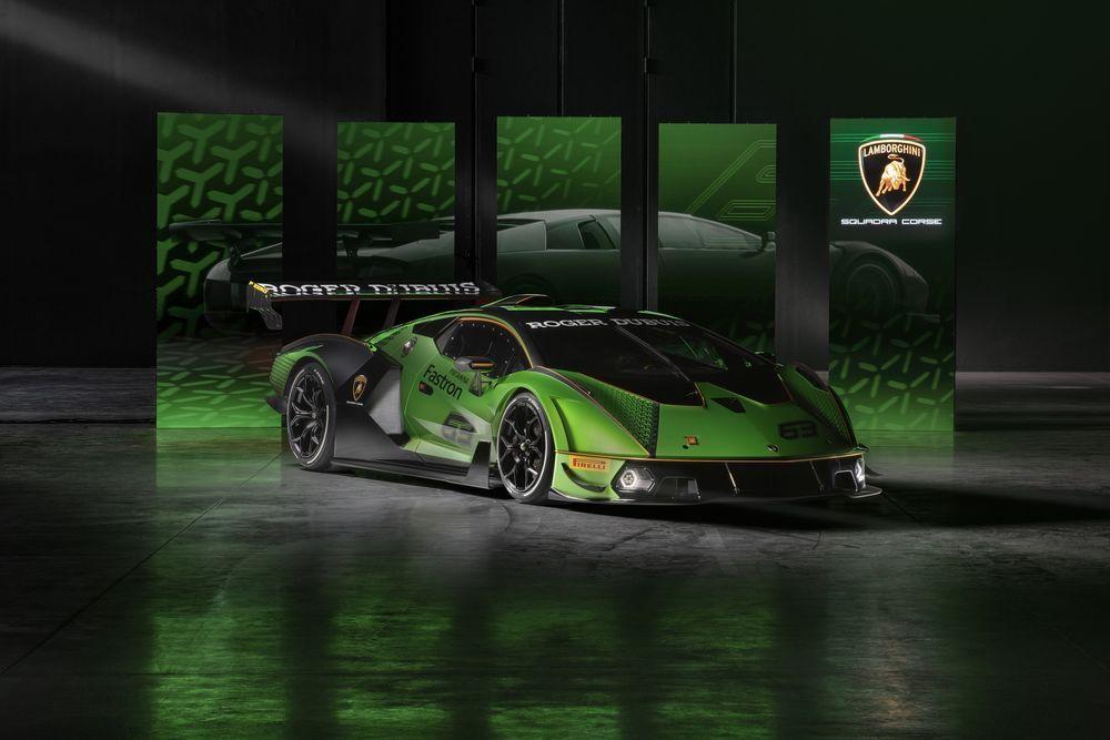 Lamborghini Essenza SCV12 Limited Edition
