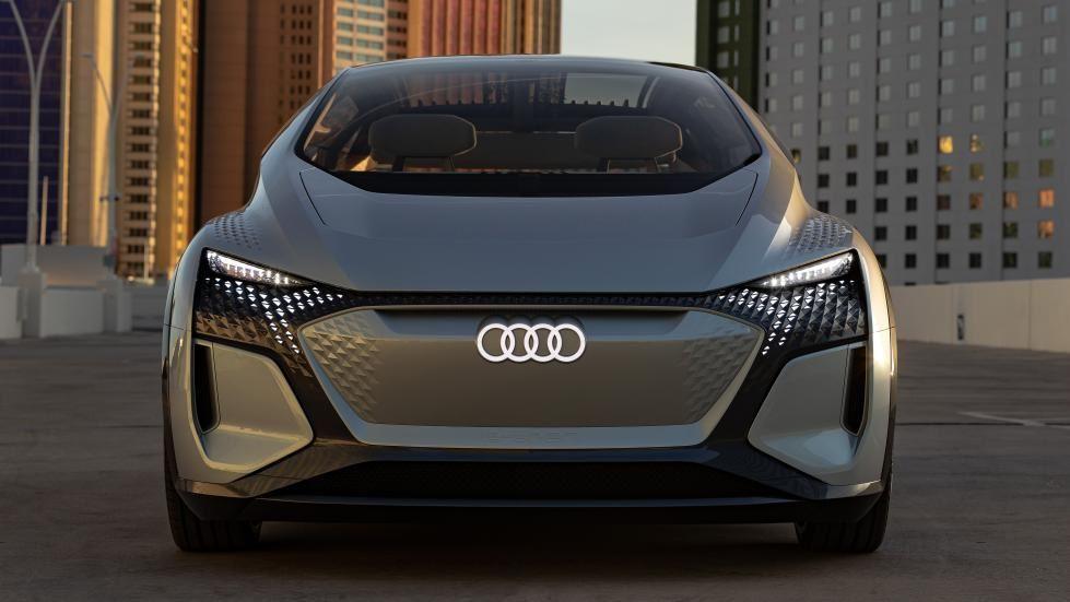 Audi AI:ME รถยนต์ไฟฟ้าสุดล้ำ ลองวิ่งบนถนนจริงแล้ว