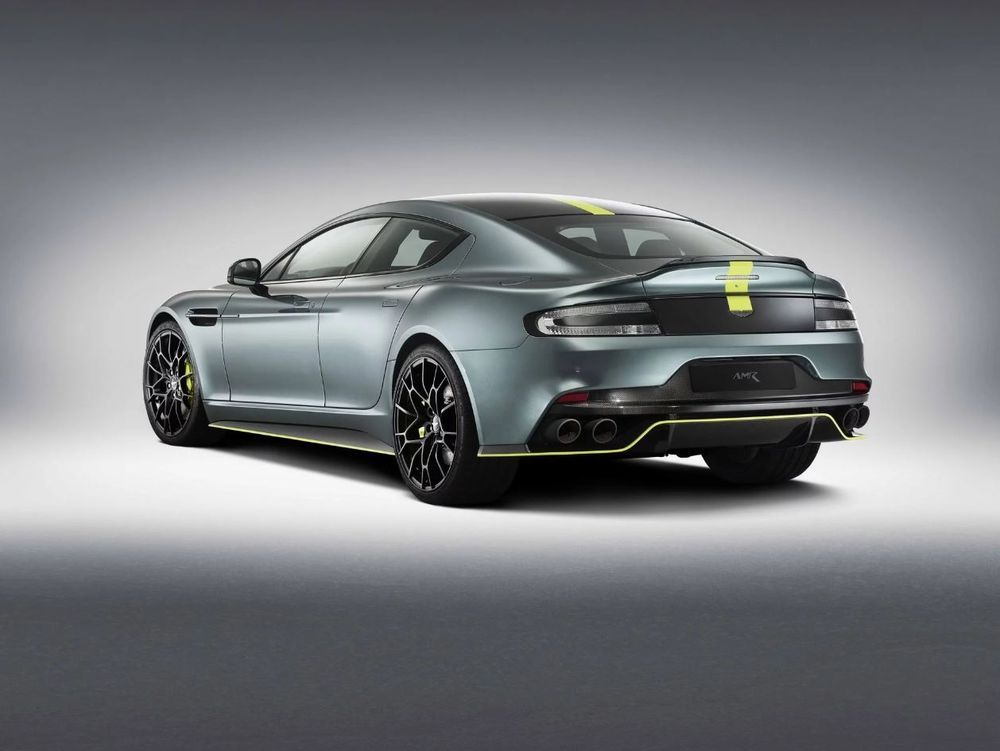 Aston Martin Rapide AMR พร้อมจำหน่ายแบบจำนวนจำกัด กับความแรงระดับ 603 แรงม้า