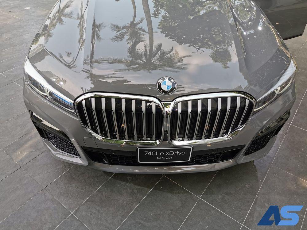 ราคา bmw 730Ld / 745Le xDrive M Sport