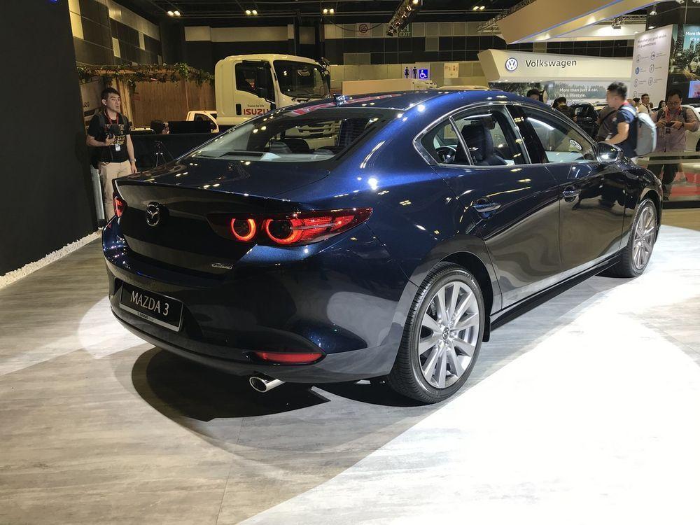 Mazda เปิดตัว รถ C-Segment 2019