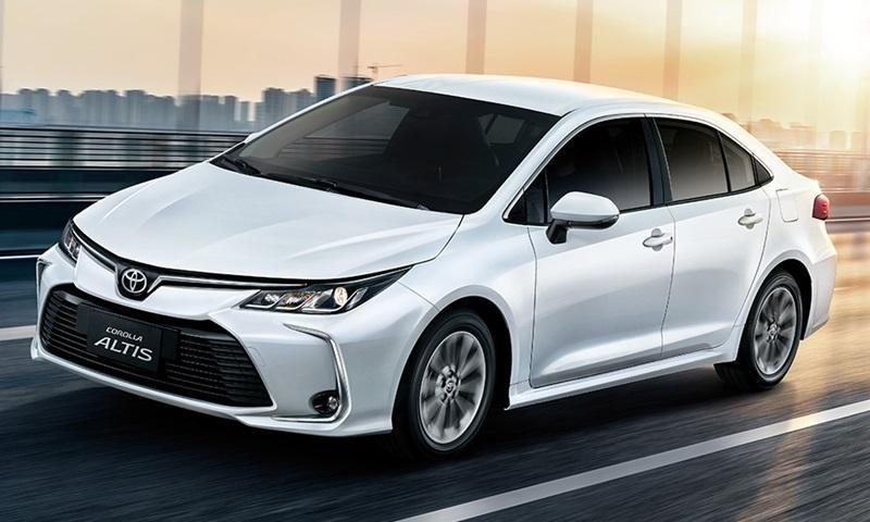 Toyota เปิดตัว รถ C-Segment 2019