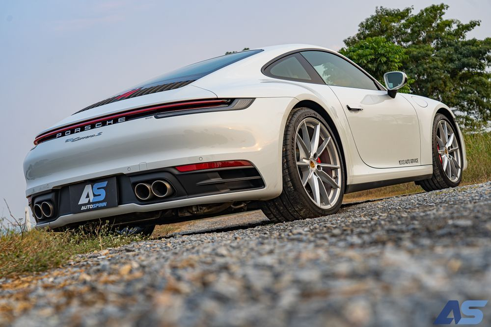 รีวิว Porsche 911 Carrera S