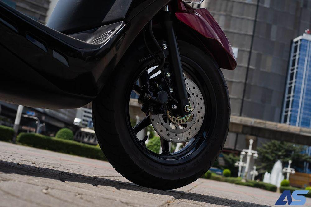 รีวิว Yamaha FreeGo