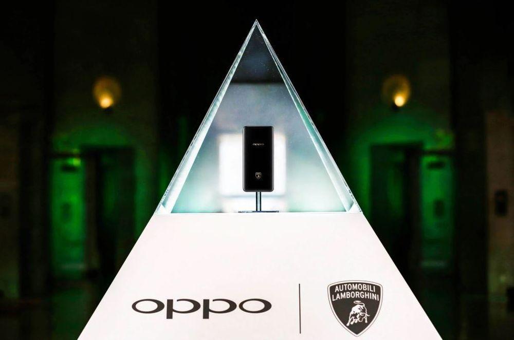 สมาร์ทโฟนแลมโบช่างเจิดจ้า OPPO Find X Automobili Lamborghini Edition