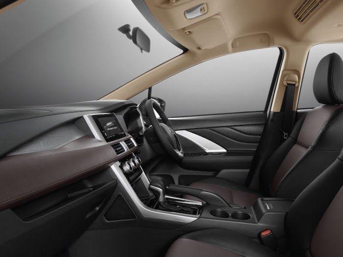 ภายใน Mitsubishi Xpander Cross 2020