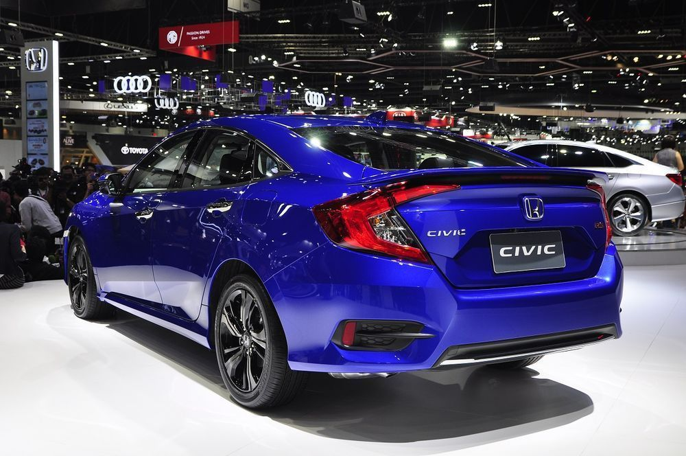 Honda เปิดตัว รถ C-Segment 2019
