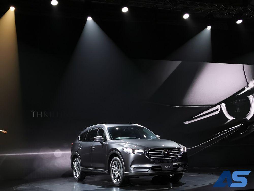 All New Mazda CX8