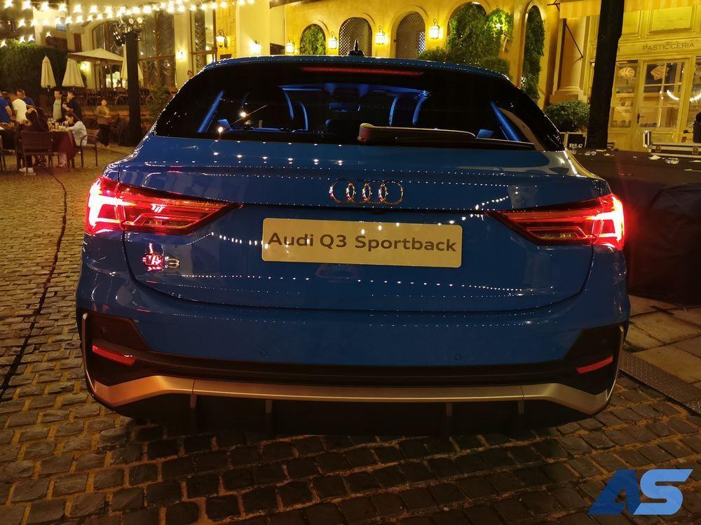 เปิดราคา All NEW Audi Q3