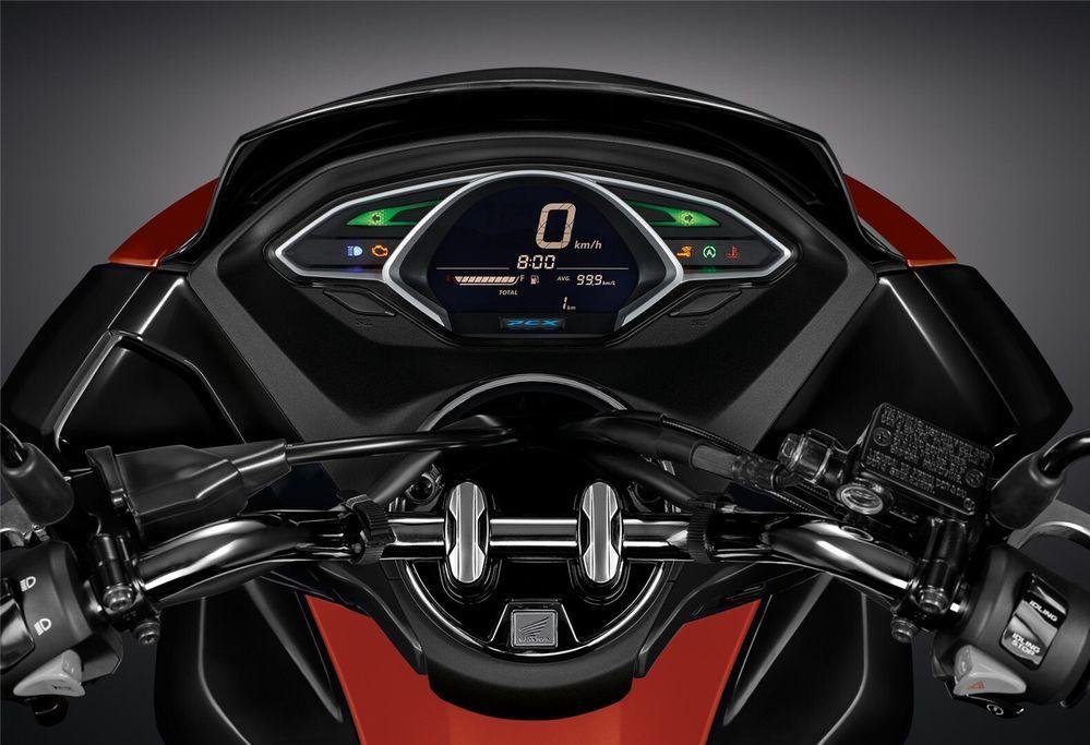 New Honda PCX150 2020