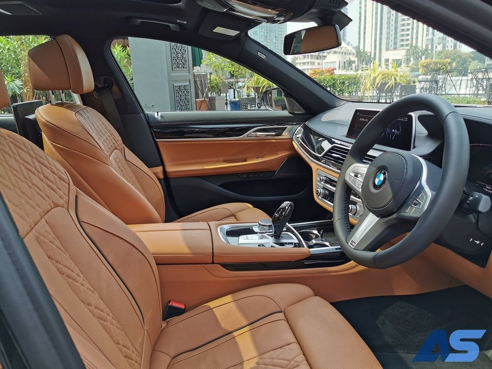 ภายใน bmw 730Ld / 745Le xDrive M Sport