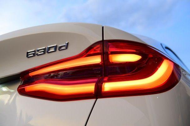 BMW630d Gran Turismo