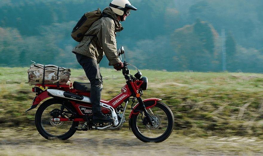 Honda CT125 2000