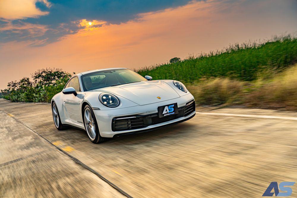 ลองขับ 911 Carrera