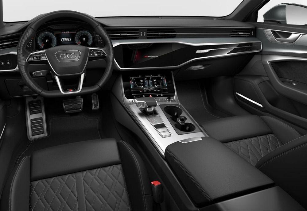 เปิดตัว Audi A6